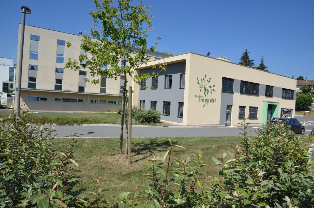 CMPR Bretegnier, centre de soins de suite et de réadaptation situé à Héricourt (70)