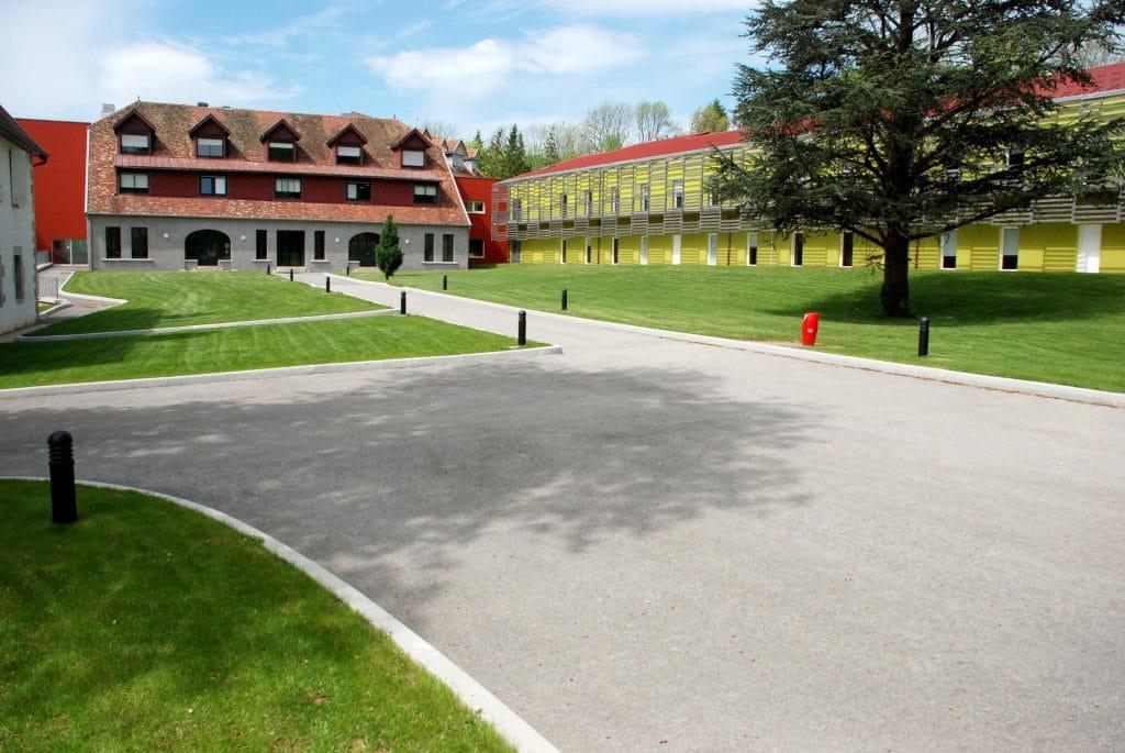 CRCP La Grange-sur-le-Mont, centre de soins de suite et de réadaptation situé à Pont d'héry (39)