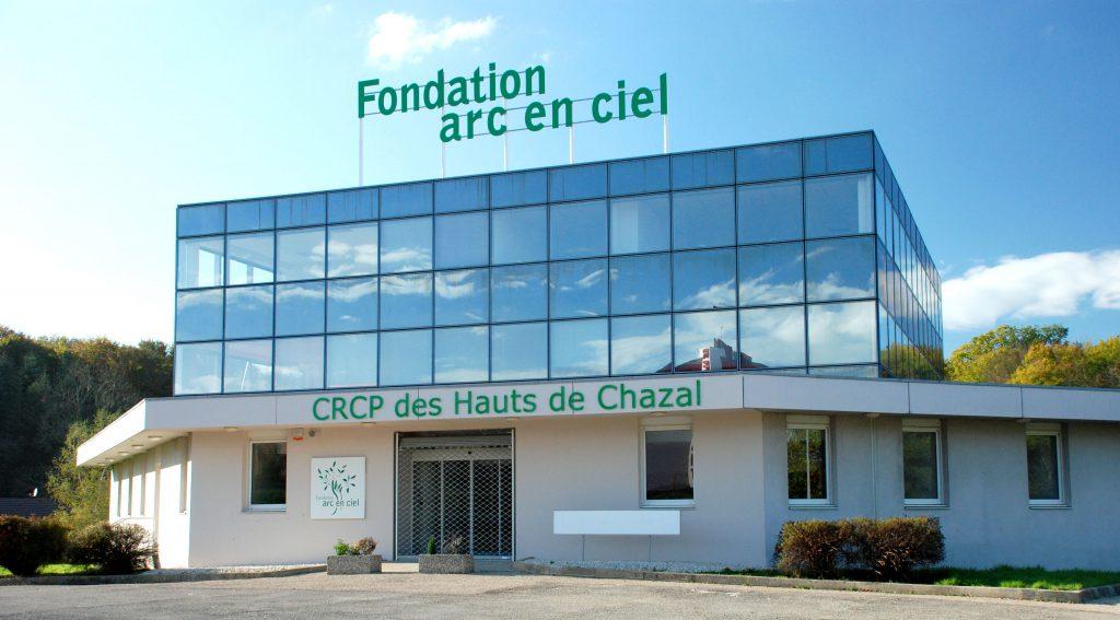 """Bâtiment du CRCP des """"Hauts de Chazal"""""""