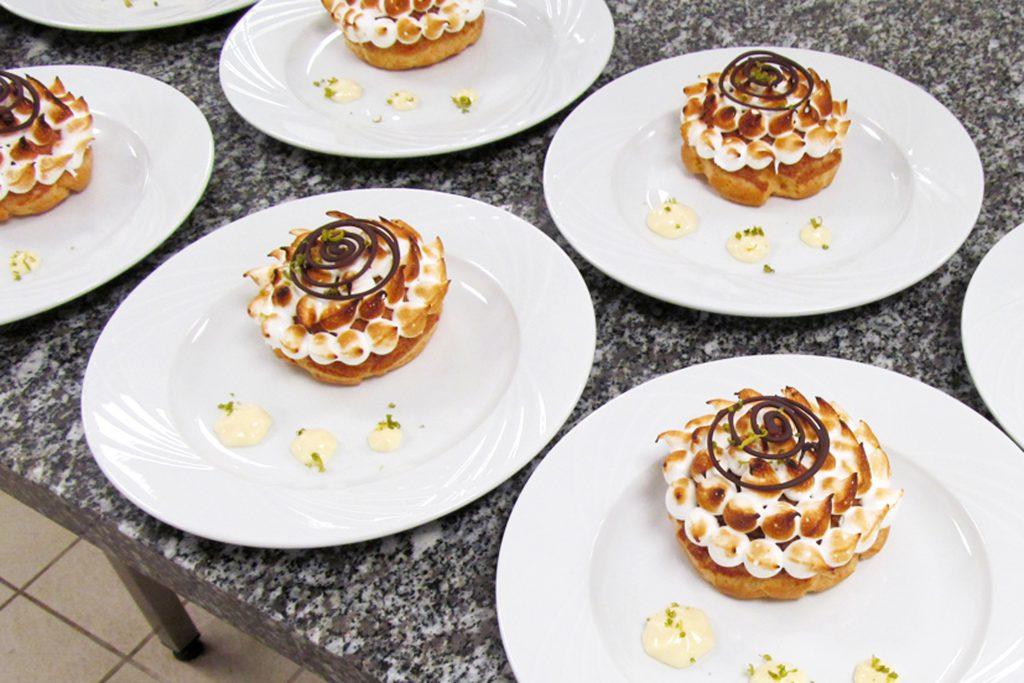 tartes citron meringuées