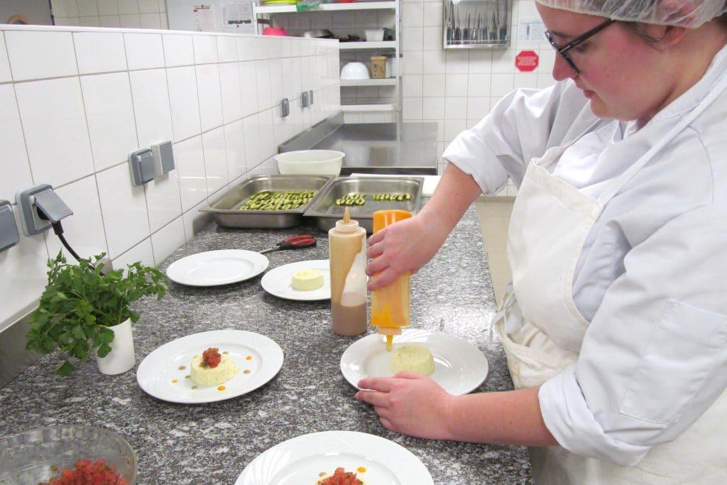 Cuisine Restaurant - Institut Perdrizet