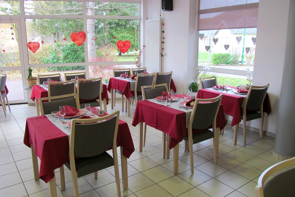 Salle de Restaurant - Institut Perdrizet