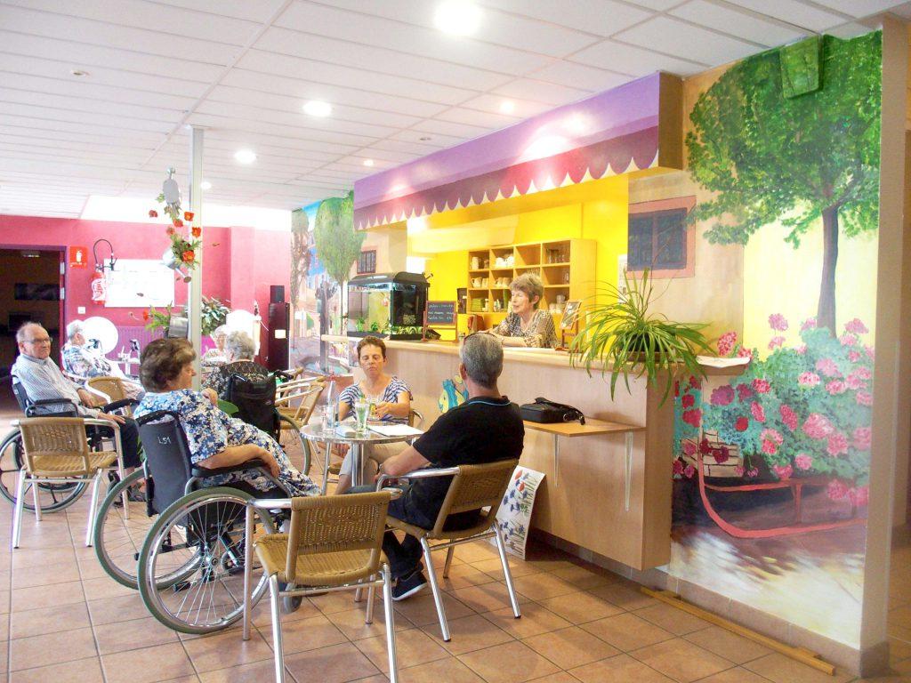 Cafetéria _ Les Vergers