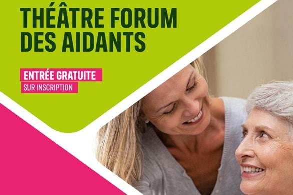 Théâtre Forum des aidants - actu