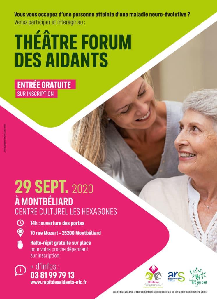 Théâtre Forum des aidants